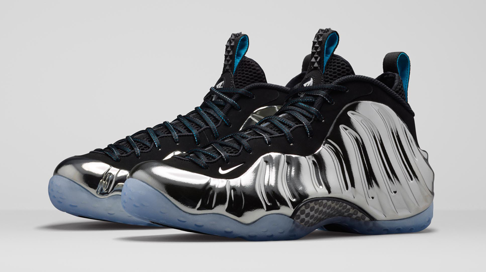 newest collection 31a93 54cc9 The All-Star Foamposite tradition continues.