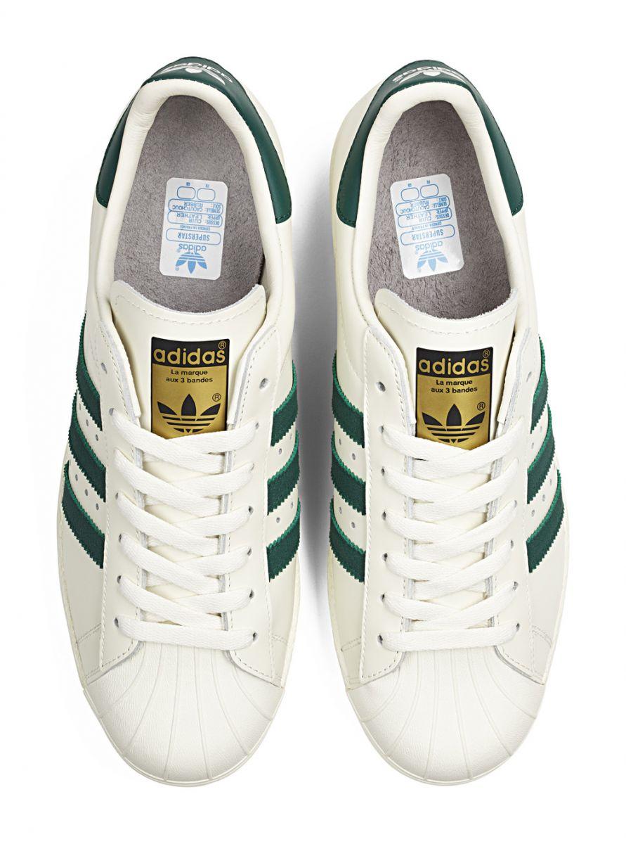 adidas Originals Remade the Superstar 80s