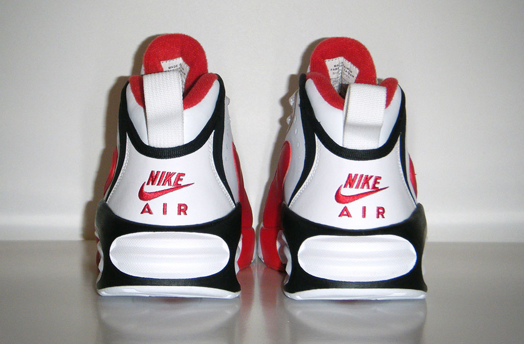 Nike Air Way Up Chicago Bulls White Black University Red (4)