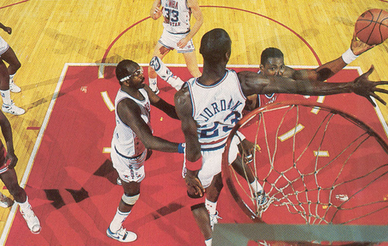 #2350 // 50 Classic Michael Jordan All-Star Game Photos (31)