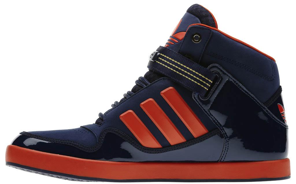 adidas originals star Orange