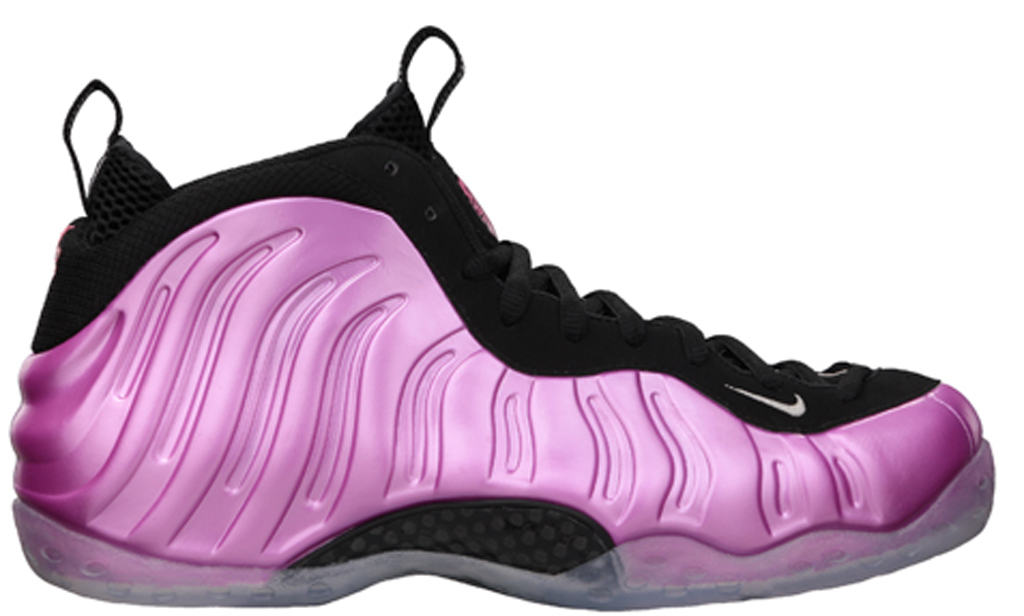 Nike Air Foamposite rosa