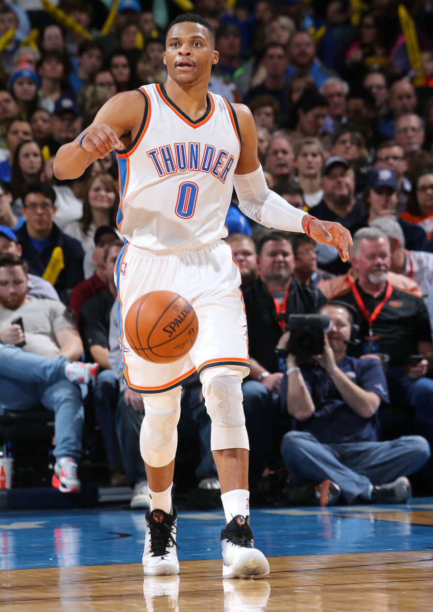 Russell Westbrook Debuts the Air Jordan XXX (6)