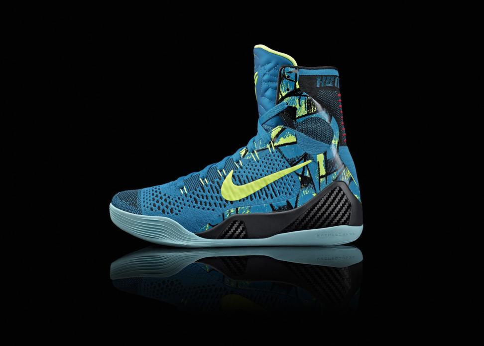 Nike Unveils Three New Colorways of the Kobe 9 Elite ...All Kobe 8 Colorways