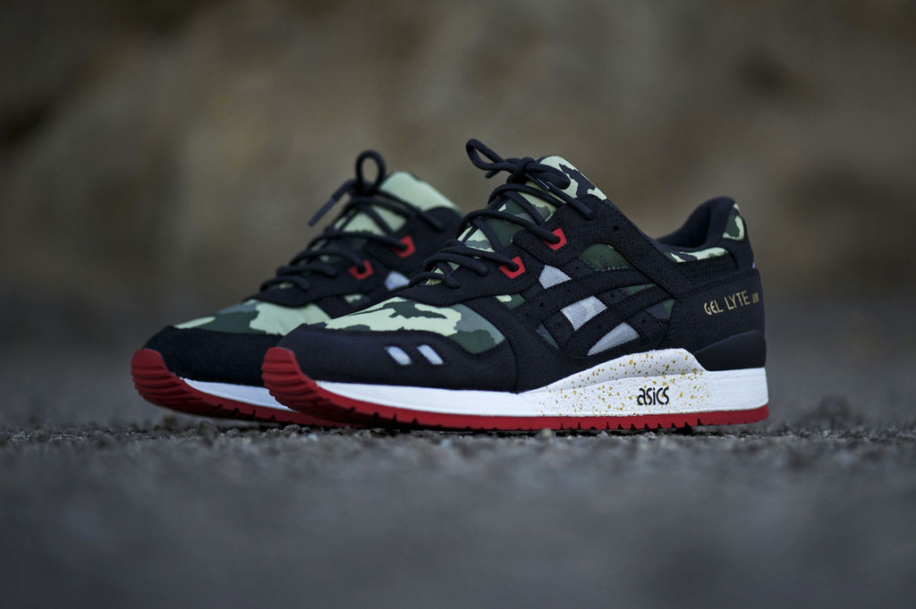 quality design efd33 c23a5 BAIT x ASICS GEL-Lyte 3 'Vanquish' // BASICS Program Model ...