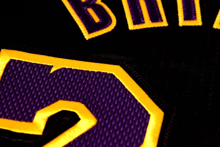 Los Angeles Lakers Unveil Hollywood Nights Black Alternate Uniforms (6)