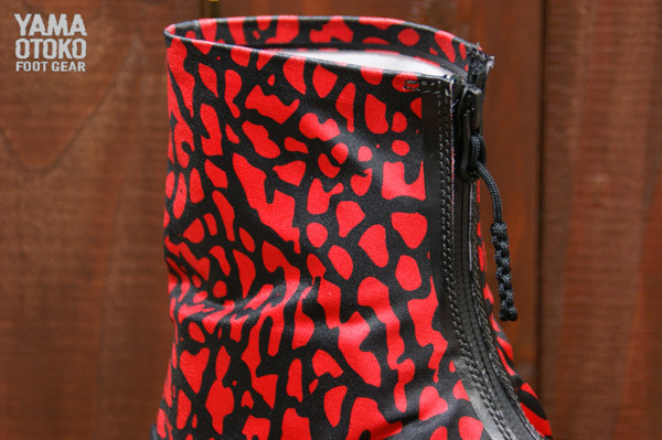 air jordan xx8 fire red elephant print zip shroud