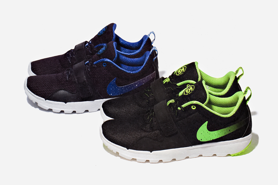 Stussy x Nike ACG Trainerendor Low collaboration