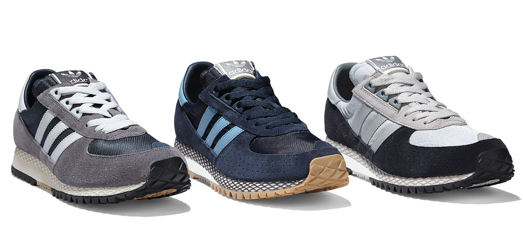 adidas Originals City Marathon Pack - Fall/Winter 2013