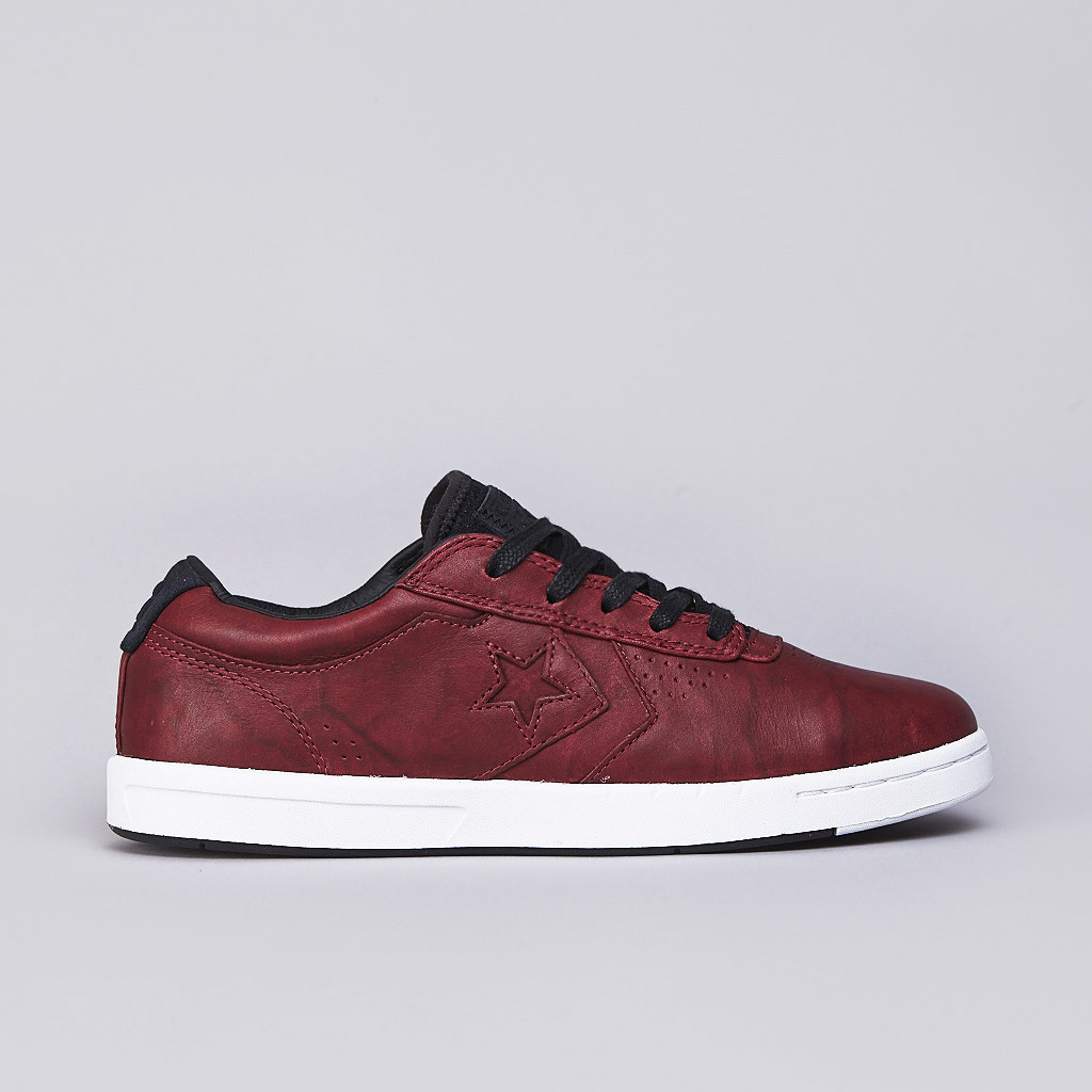 Converse CONS KA-II for Kenny Anderson in cordovan leather profile