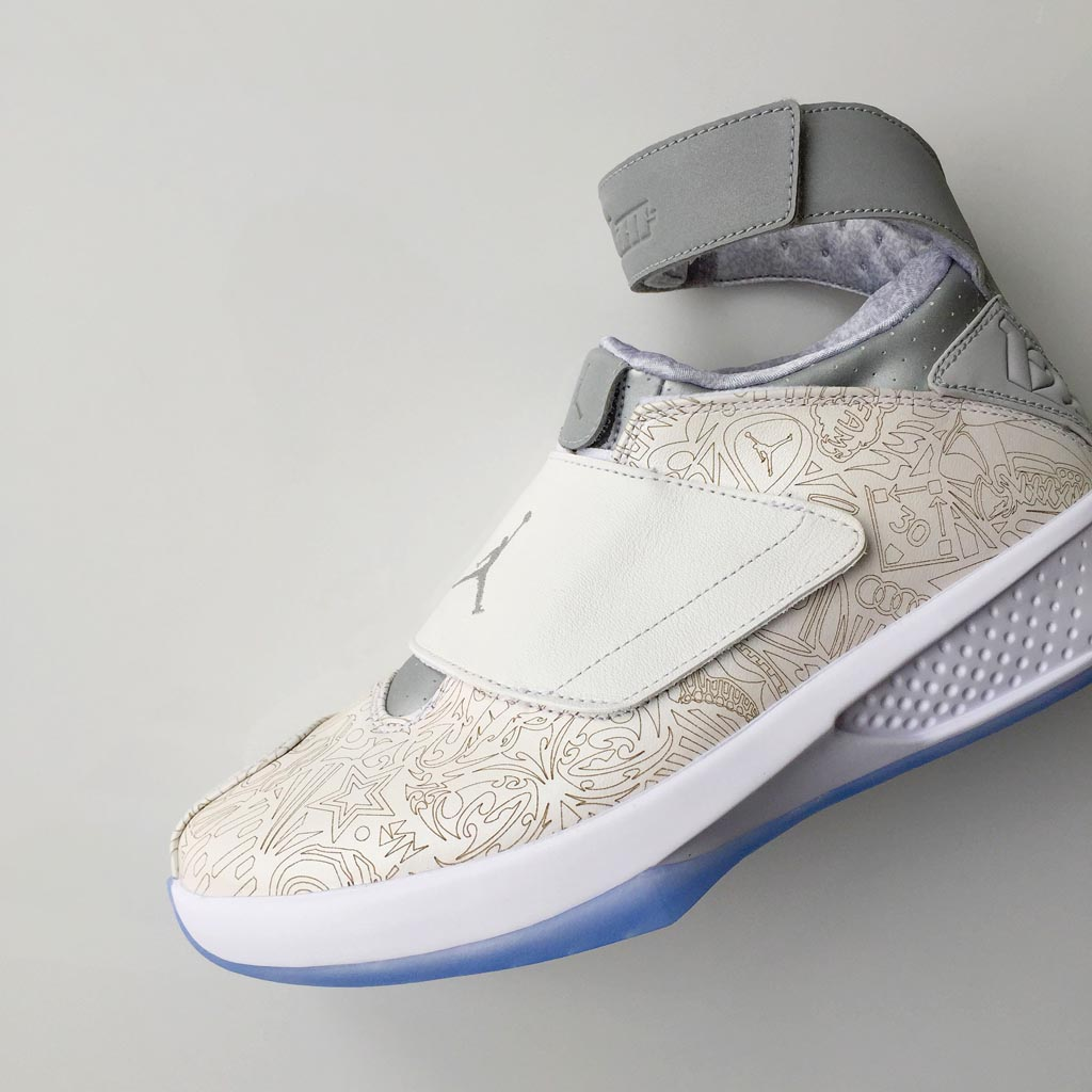 b8402f83c588 The  Laser  Air Jordan 20 Retro Is Releasing Soon