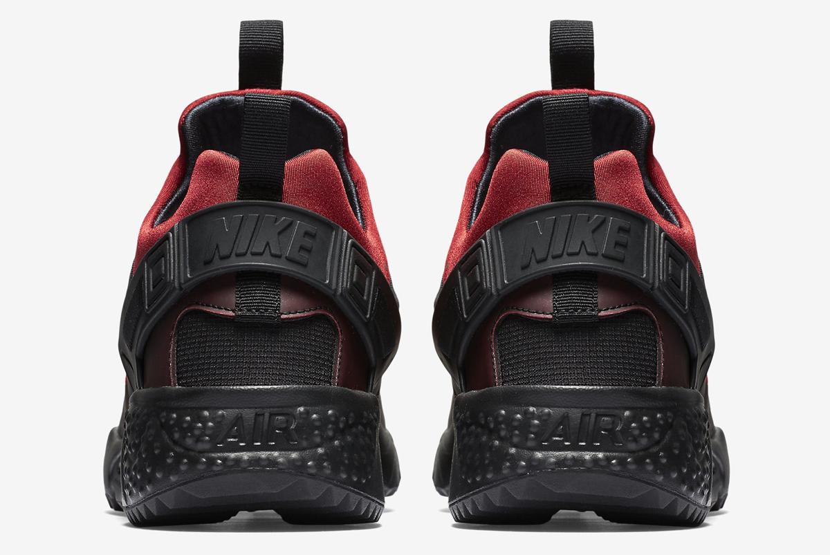 Nike Air Huarache Utility Red Black