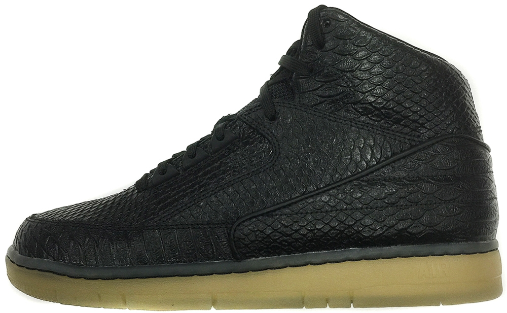 Nike Air Python Premium Black/Gum Light Brown