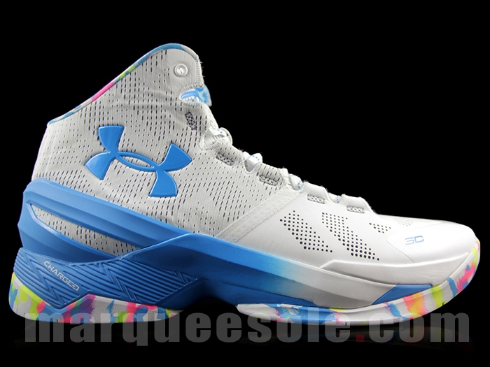 21310af949f2 Under Armour Gives Steph Curry Sneakers for His Birthday