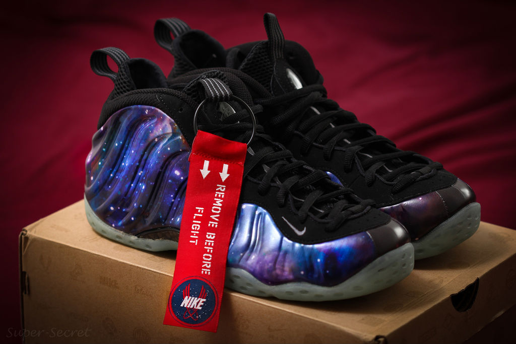 Spotlight // Pickups of the Week 1.5.13 - Nike Air Foamposite One Galaxy by VenomXv