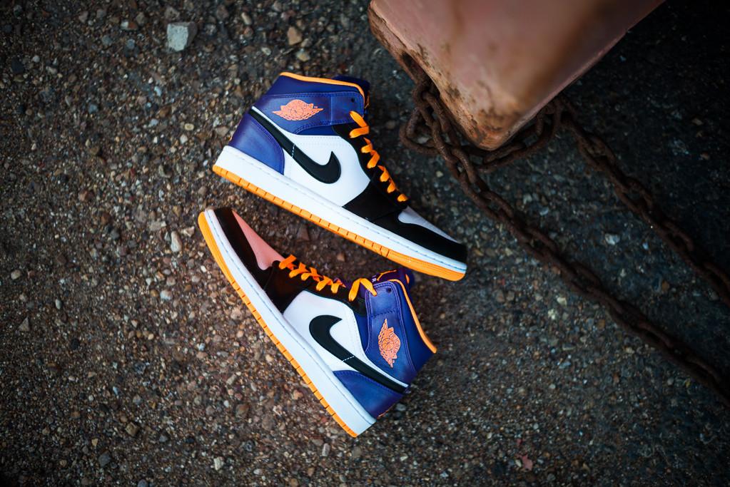 Air Jordan 1 Retro Mid - Suns