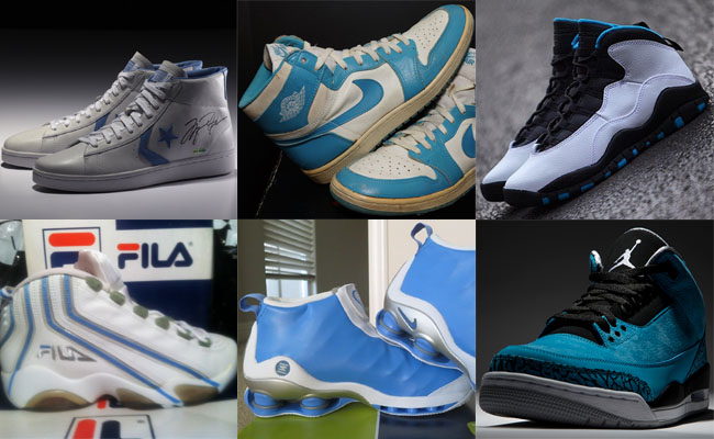 Top 10 Regional Sneaker Colorways: North Carolina (2)