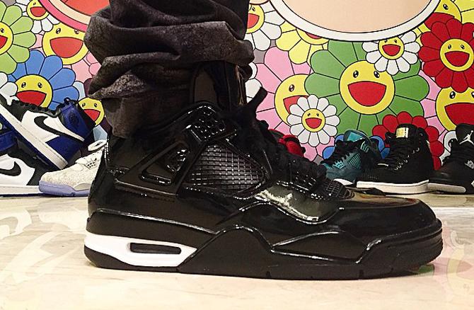 Air Jordan 11Lab4 Looks On-Feet