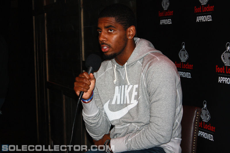 Kyrie Irving Headlines Foot Locker's Week of Greatness at The Ainsworth (15)