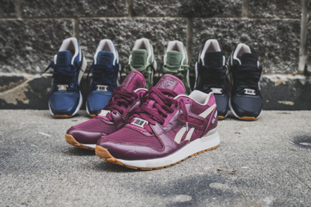 The Distinct Life is back with the final installment of their four-part  GL6000 series with Reebok. 406e89125