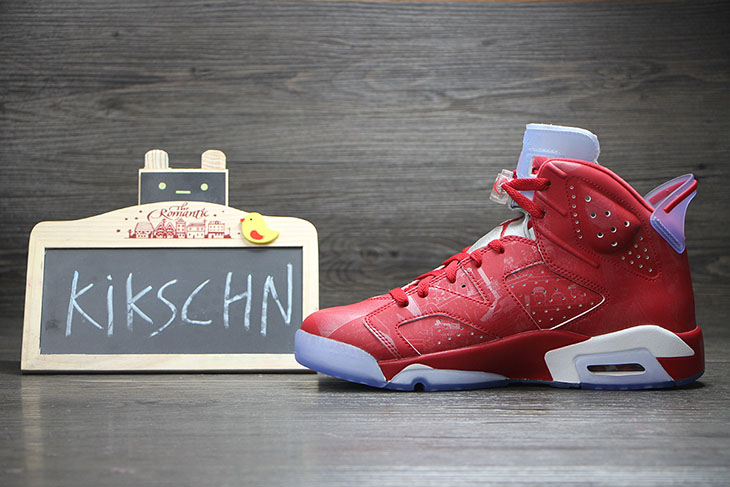 Air Jordan VI 6 Slam Dunk 717302-600 (8)