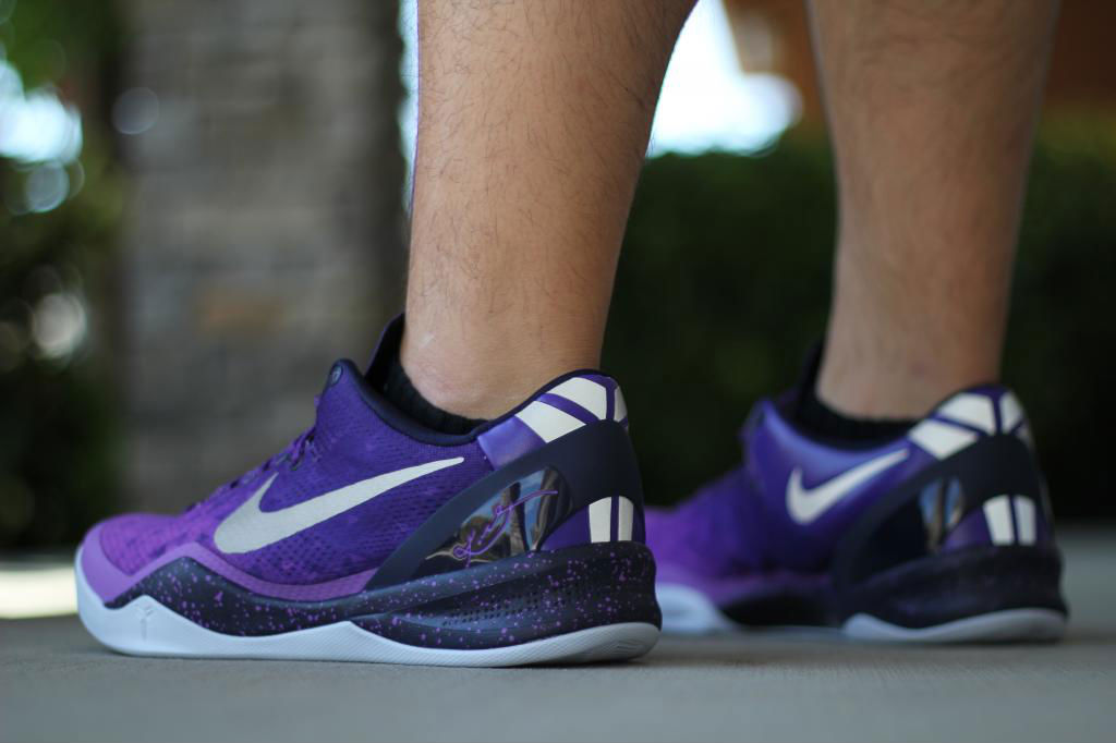 Spotlight // Forum Staff Weekly WDYWT? - 8.31.13 - Nike Kobe 8 System Court Purple by MJO23DAN