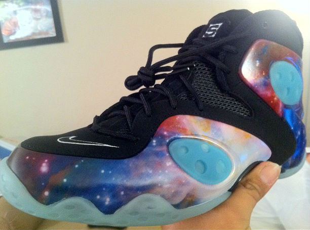 Sole Collector x Nike Zoom Rookie Galaxy Release Recap - therealdodiman