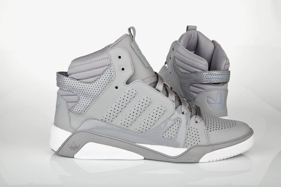 adidas LQC Basketball Shoe - Aluminum White · adidas LQC x Sneaker Con ... 2db8a3bc5