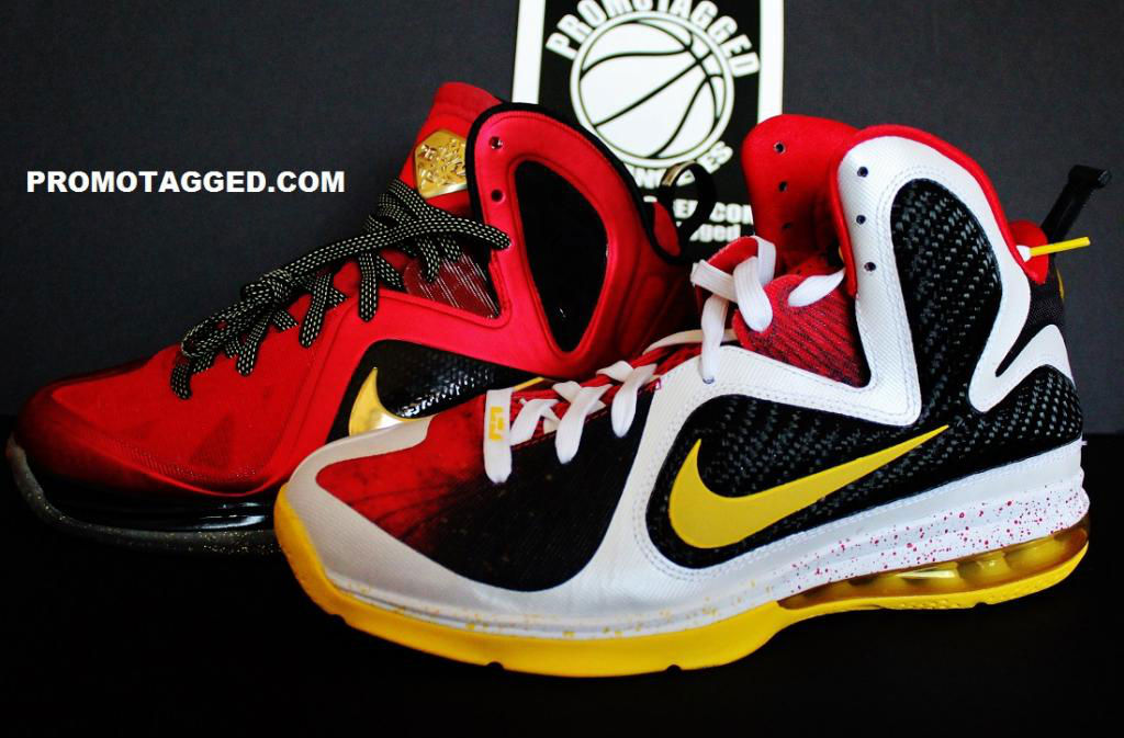 Spotlight // Pickups of the Week 4.14.13 - Nike LeBron 9 Championship Pack by PROMOTAGGED
