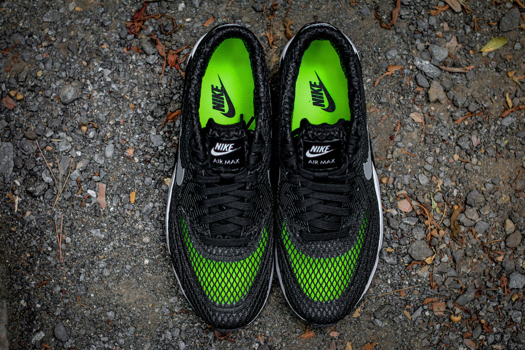 Nike Air Max 90 Ultra Breeze Black (4)