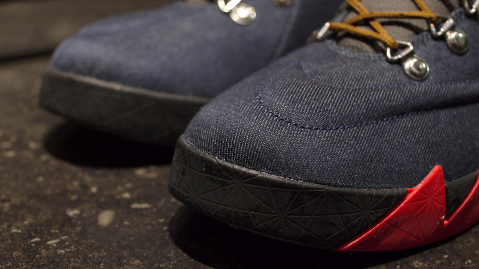 Nike KD VI NSW Lifestyle Peoples Champ toe