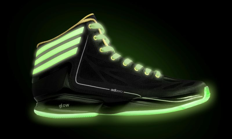 adidas adiZero Crazy Light 2 Glow (2)