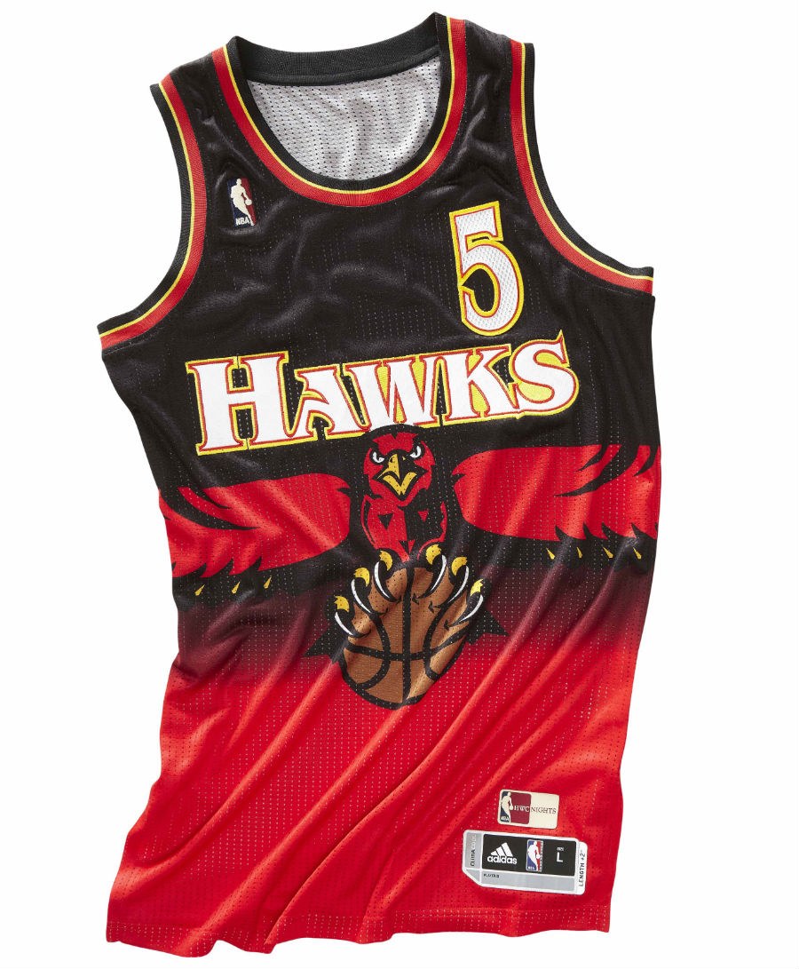 "adidas NBA Hardwood Classics - Atlanta Hawks ""Spreadwings"""