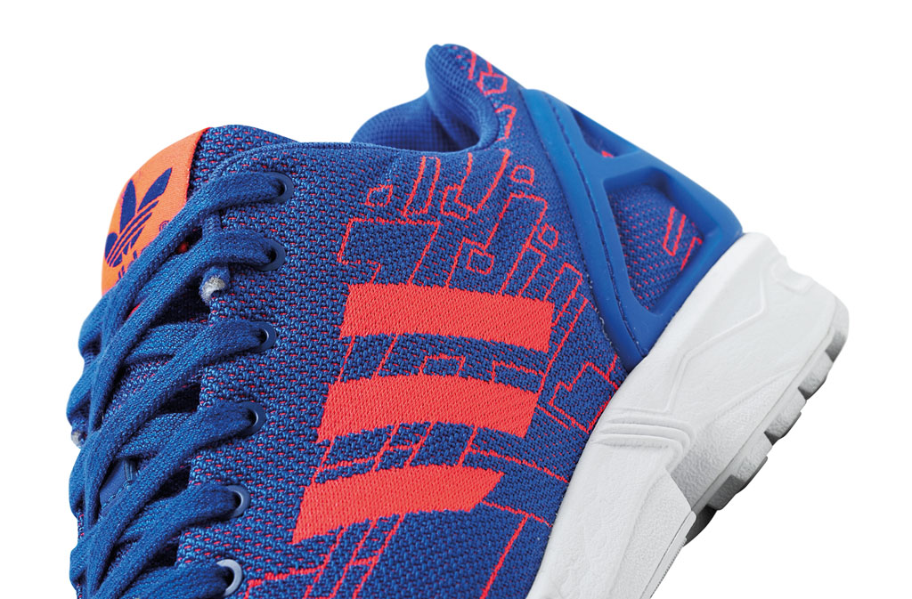 timeless design c3a53 d0e2b reduced adidas zx flux orange purple b32db 30719