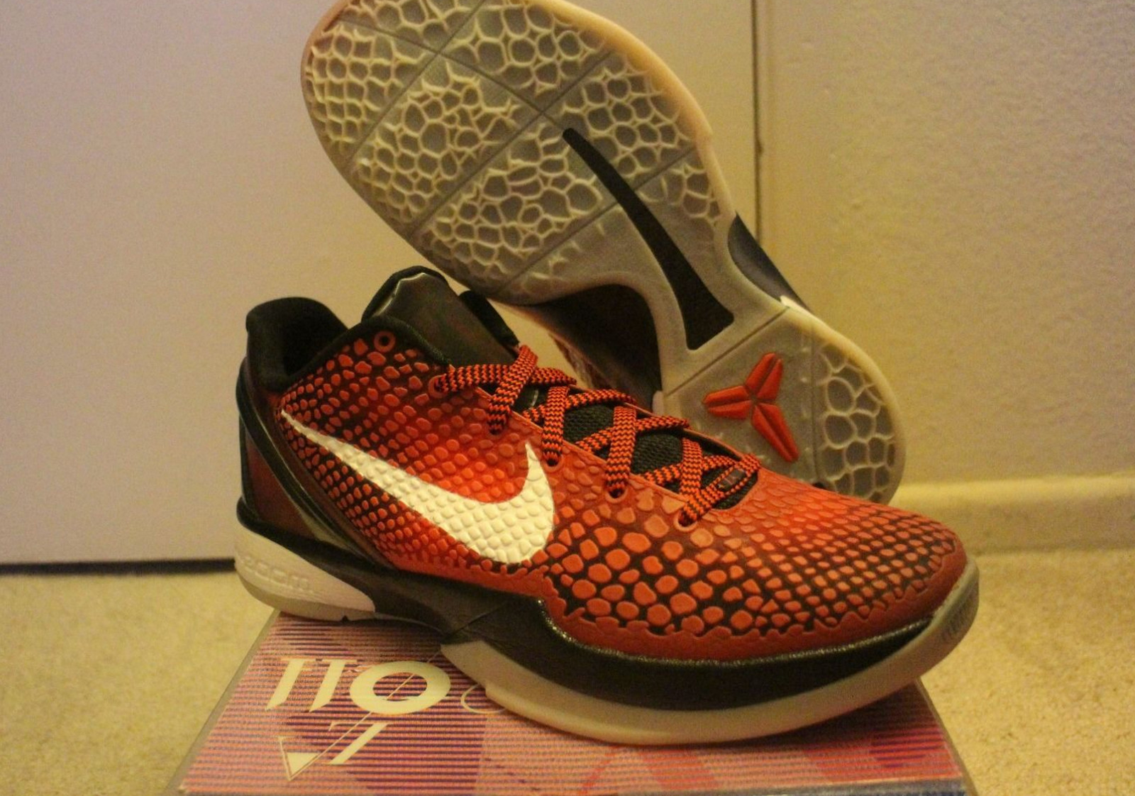 pretty nice 742bd 1af21 Shoe Nike Zoom Kobe VI