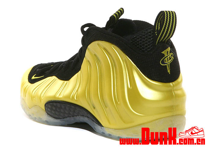 Nike Air Foamposite One Electrolime Golden State New 314996-330 (4)