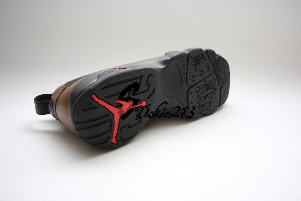 best website 27bda 1321a Air Jordan 9 Retro Premio - Black/Light Olive-True Red ...