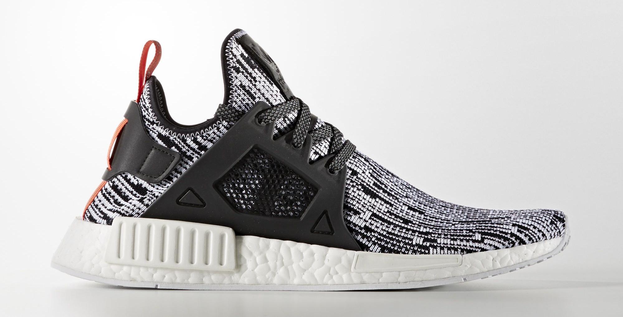 Adidas NMD XR1 Black White