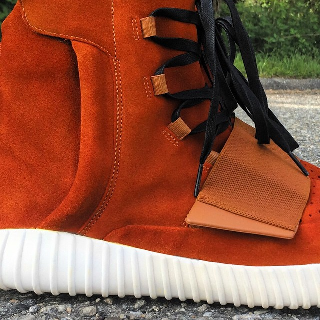 size 40 32a2c ff4a2 adidas Yeezy 750 Boost Auburn by Mache Custom Kicks (2)