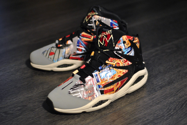 14e1ee74034 Reebok Classics and Swizz Beatz continue to make great things happen with  this Basquiat edition of the Reebok Blast recently unveiled.