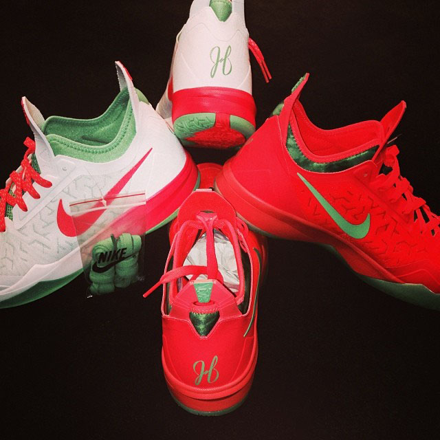 Nike Zoom Crusader James Harden Christmas PE