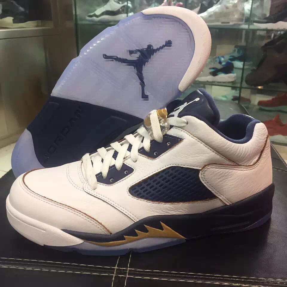 6584faaa320 Here s When You Can Get the  Dunk From Above  Air Jordan 5 Low ...
