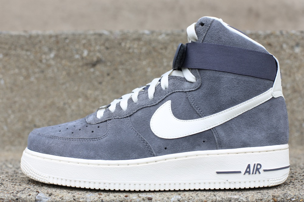 Nike Air Force 1 High Grey
