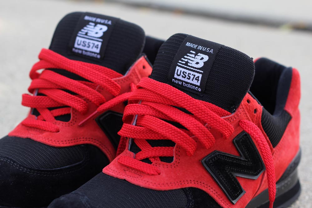 District Life x New Balance 574 for Mike Posner | Sole Collector