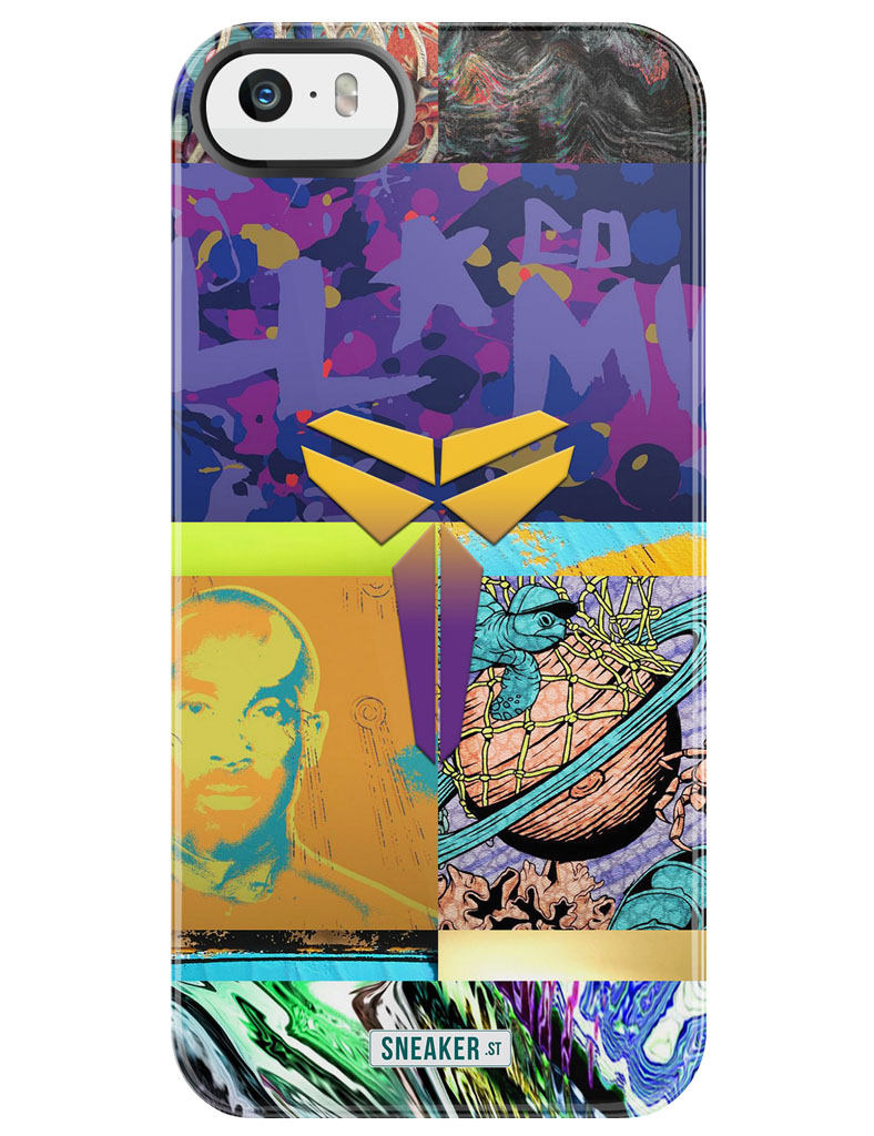 SneakerSt x Uncommon Kobe 'What The Prelude' iPhone Case (5)