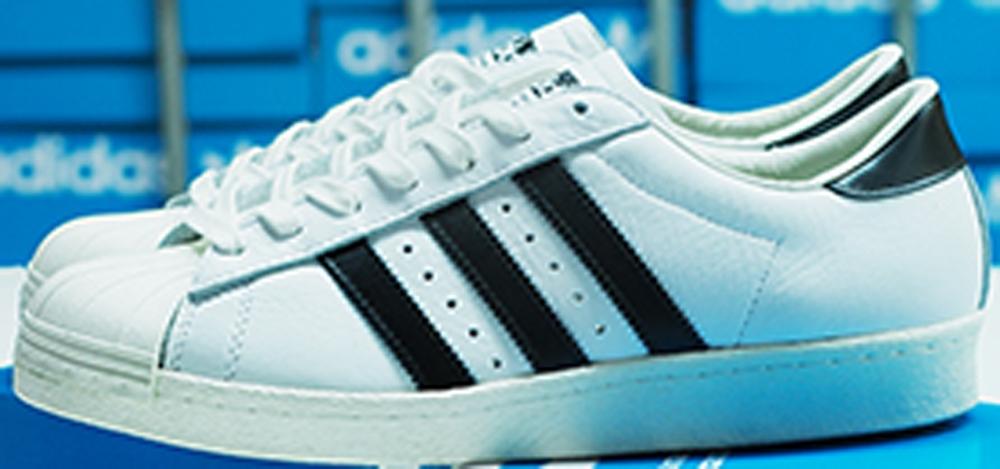adidas Consortium Superstar White/Black