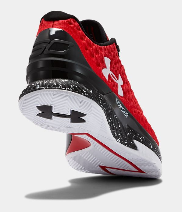 cheap for discount 2f124 4a21f Under Armour Just Released Two New Steph Curry Sneakers Out of Nowhere. Curry  One Lows in red ...
