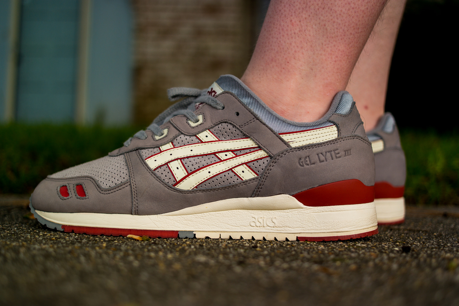 Highs and Lows x ASICS Gel Lyte III