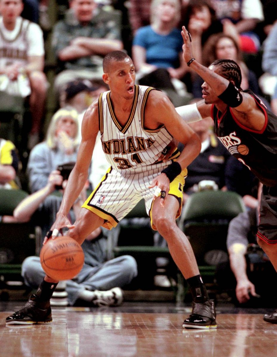 Jalen Rose Reggie Miller | www.imgkid.com - The Image Kid Has It!