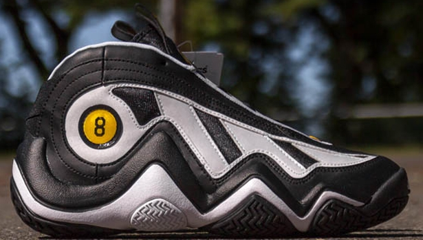 adidas Crazy 97 Black/Running White-Gold